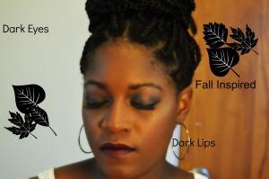 Dark Eyes Dark Lips