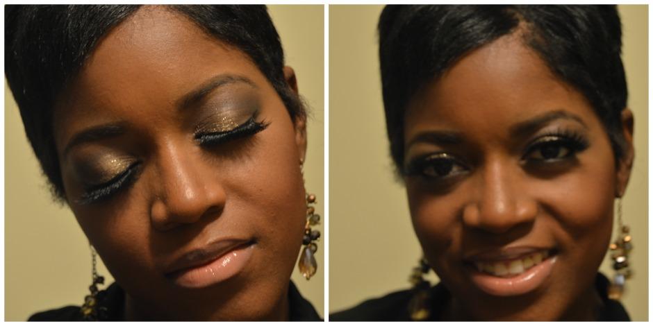 NYE makeup 2015